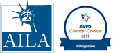 AILI and clients choice badges